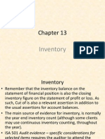 Chapter 13 Inventory