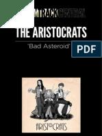 Bad Asteroid Tablatura, The Aristocrats