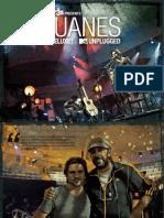 Digital Booklet - Tr3s Presents Juan