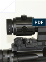 Primary Arms 3X Magnifier Gen III