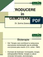 245138154-Introducere-Gemoterapie - Curs Sorina Soescu