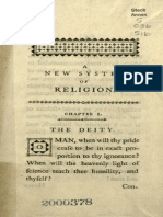 1789 a New System of Religion