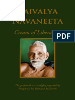 Kaivalya Navaneeta - Cream of Liberation