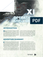 AoR Adventure - Operation Shell Game Reduc