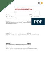 Ep Procesos de Manufactura