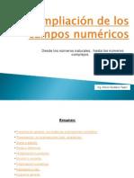 Ampliacion Campos Numericos Presentacion Powerpoint