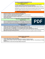 l threadgill classroom framework plan