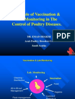 Vaccination and Lab Monitoring