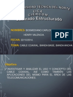 Bosmediano Valencia CABLE COAXIALl Grupo 2