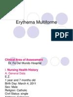 Erythema Multiforme PPT (1)