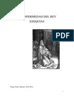 LA ENFERMEDAD DEL REY EZEQUIAS