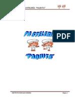 Proy Pasteleria Paquita