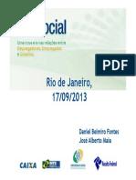 Apresentação ESocial contabilidade