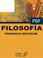 Colegio 24 Hs - Filosofia - Friedrich Nietzsche