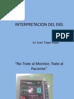 Interpretacion Del EKG