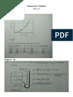 MEC 422 - Homework 1 Solution