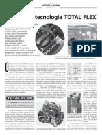 Tecnologia Total Flex VW parte 1