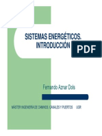 Introduccion a Sistemas Energeticos