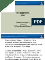 Microeconomia-Sintesis de Contenidos 1