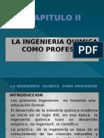 La Ingenieria Quimica Como Profesion-cap-II
