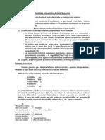 2. Estructuras Métricas Villancico Castellano