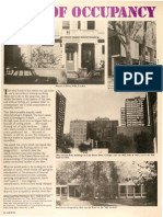 Smithson Signos de Ocupacion Architectural Digest 1969 70
