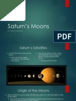 saturns moons