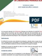 Presentacion de Diapositivas en PowerPoint
