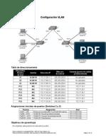 Configuración VLAN