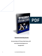 Dynamic Stretching Secrets