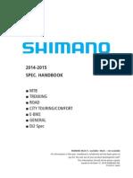 2014-2015 Specifications v019 En