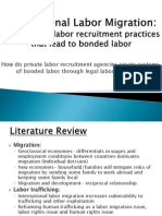 international labor migration