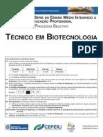 Técnico Em Biotecnologia
