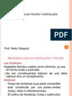 Clase 8 - Microbiolgia de Las Hortalizas y Frutas