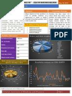 Portfolio of 25 stocks