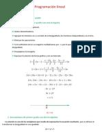 Programación lineal1