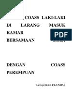 Untuk Coass Laki