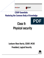 Domain9 Physical Security