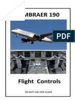Embraer 190-Flight Controls