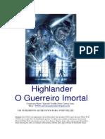 Highlander o Guerreiro Imortal 3.5