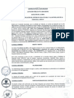 Contrato 153 2010 Grj Saneamiento La Oroya