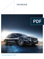 Daimler 2013 Annual Report