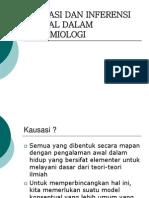 Kausasi Dan Inferensi Causal Dalam Epidemiologi(1)