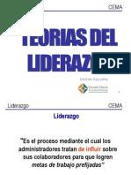 Liderazgo - TEORÍAS