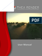 Thea Render Manual