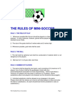 Rules of Mini Soccer.PDF