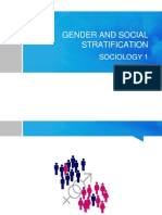 Gender and Social Stratification
