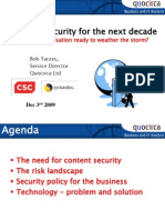 Content security for the next decade