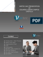 Presentacion Vartec Ingles para exposicion