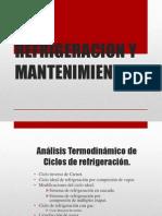 Mantenimiento de equipos de refrigeracion domestico, fundamentos termodinamicos